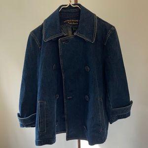 Ralph Lauren Denim Jacket Sz L